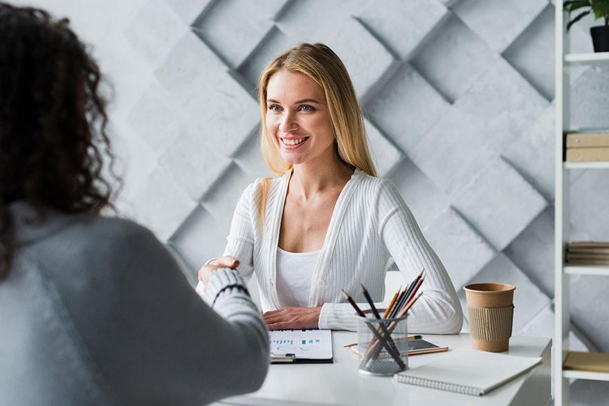 Customer testimonial - femme11- for SC Web Services