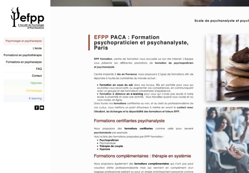 web content - efpp-paca- SC WEB SERVICES AS